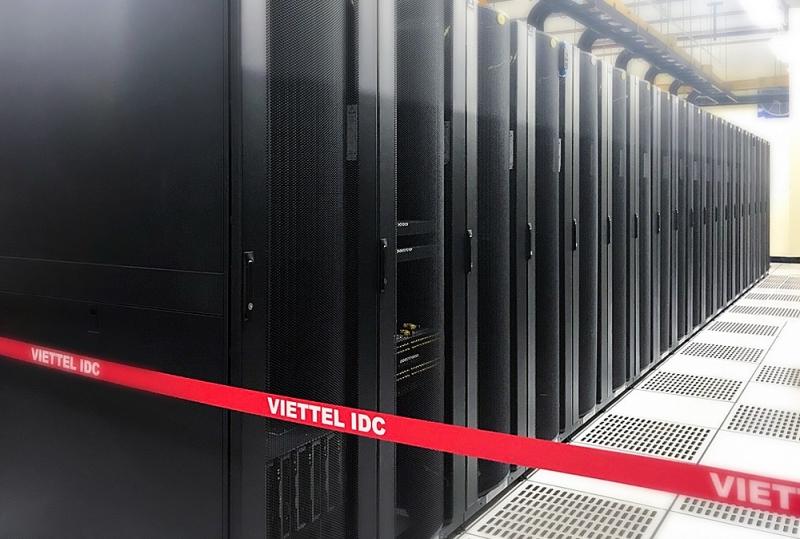 Viettel IDC sẽ tăng trưởng doanh thu Cloud 100% năm thứ 2 liên tiếp