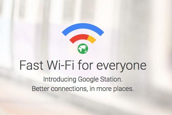 Google ngừng chương trình cung cấp Wi-Fi miễn phí Station