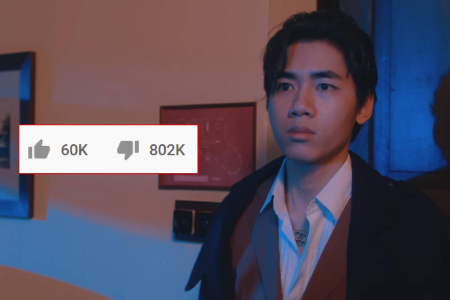 """Teaser MV """"Cần một lý do"""" biến mất khỏi Youtube một cách bí ẩn sau khi lập kỷ lục lượng dislike"""