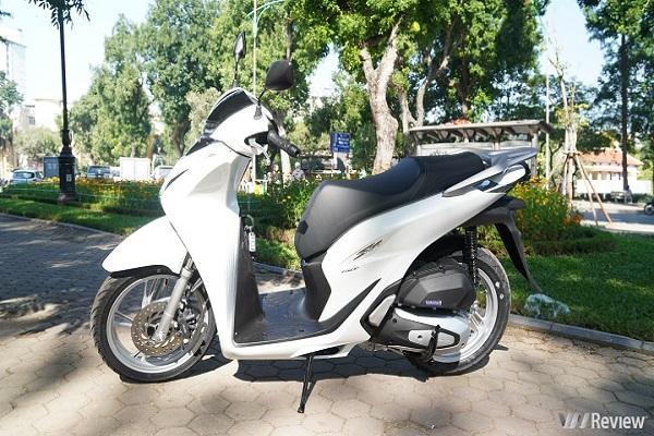 Honda dọa kiện Pega so sánh trái phép xe máy điện với xe SH