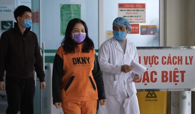 Bệnh nhân Covid-19 chưa xuất viện ở Việt Nam sức khỏe thế nào?