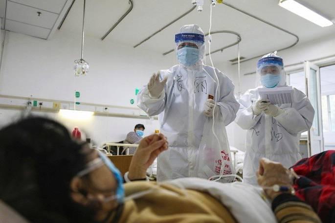 Trung Quốc bất ngờ đổi cách tính số người nhiễm virus Covid-19