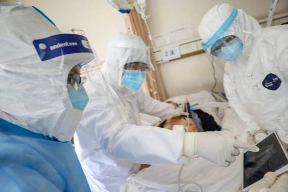 Công nghệ cao đang giúp Trung Quốc chống virus Covid-19 như thế nào?