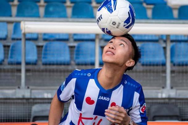 Văn Hậu chắc chắn ở lại Heerenveen, ít nhất đến hết lượt đi V-League 2020?