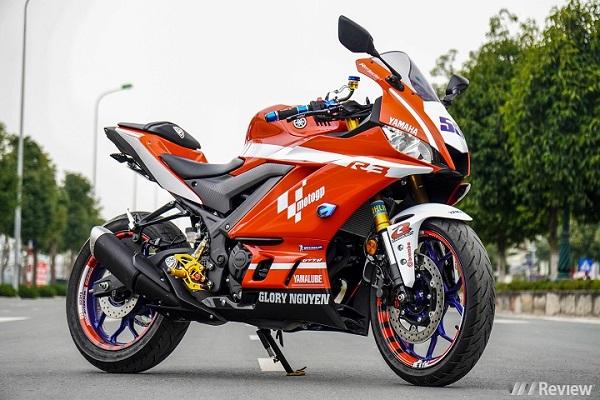 Yamaha R3 2020 độ đầu tiên tại Việt Nam, lí do bất ngờ đến khó tin