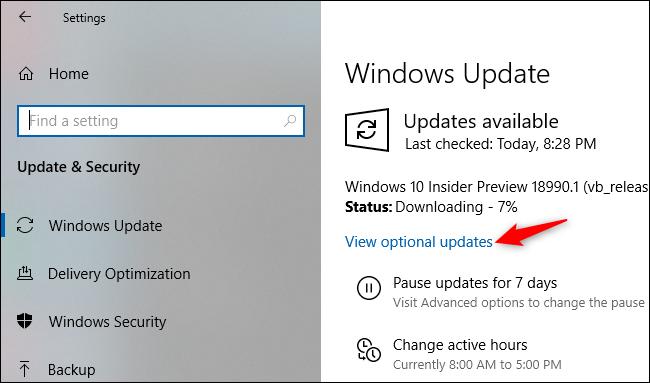 Có gì mới trong bản cập nhật Windows 10 20H1, ra mắt vào mùa xuân năm 2020? (phần 1) | Windows Update tự động cài đặt rất nhiều bản cập nhật cho Windows 10 cũng như các phần mềm Microsoft có trên máy; tuy nhiên một số bản cập nhật lại chỉ được đánh dấu là