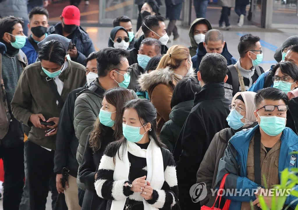Hàn Quốc nâng cảnh báo quốc gia lên mức cao nhất vì COVID-19, 5 trường hợp tử vong