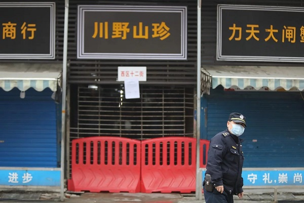 Virus SARS-CoV-2 có thể không bắt nguồn từ chợ Vũ Hán