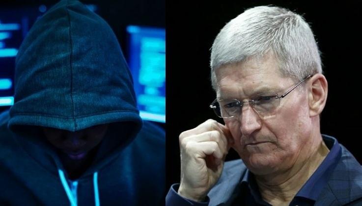 Tim Cook, CEO Apple bị một người đàn ông lạ quấy rối