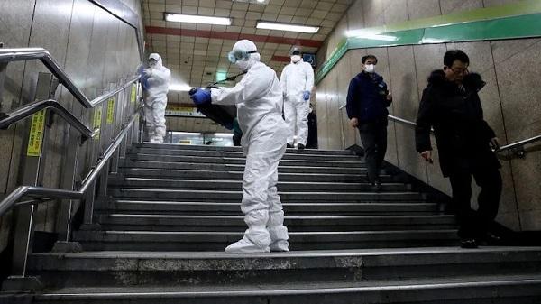 Hàn Quốc bắt đầu áp dụng các biện pháp tương tự Trung Quốc chống dịch SARS-CoV-2