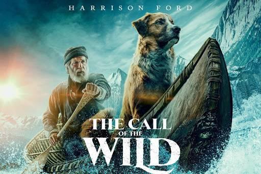 'Tiếng gọi nơi hoang dã' - Bộ phim phiêu lưu, hồi hộp nhưng hài hước và thoải mái khi xem