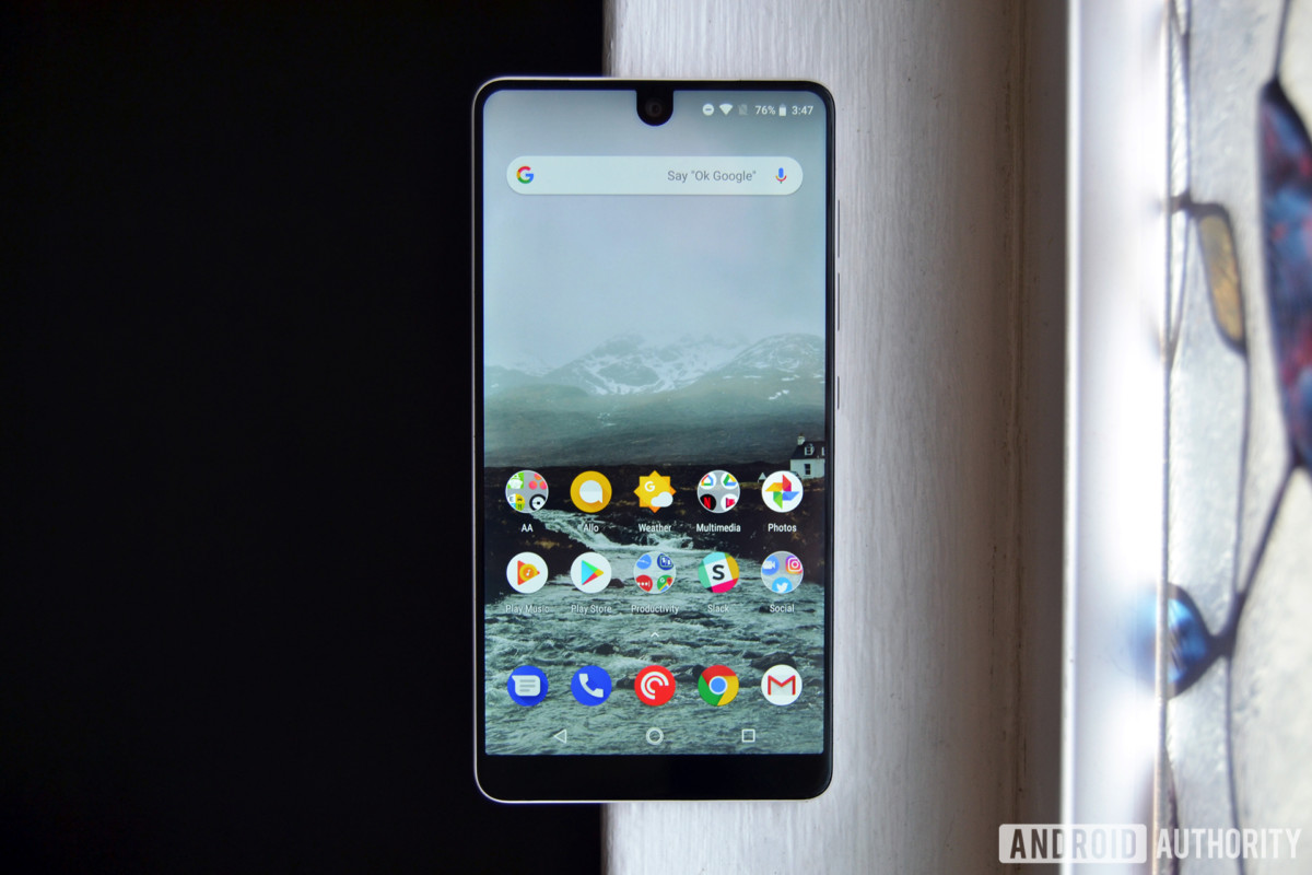 Essential có thể đã xuống mồ, nhưng chiếc điện thoại duy nhất của họ vẫn sẽ được cập nhật Android 11