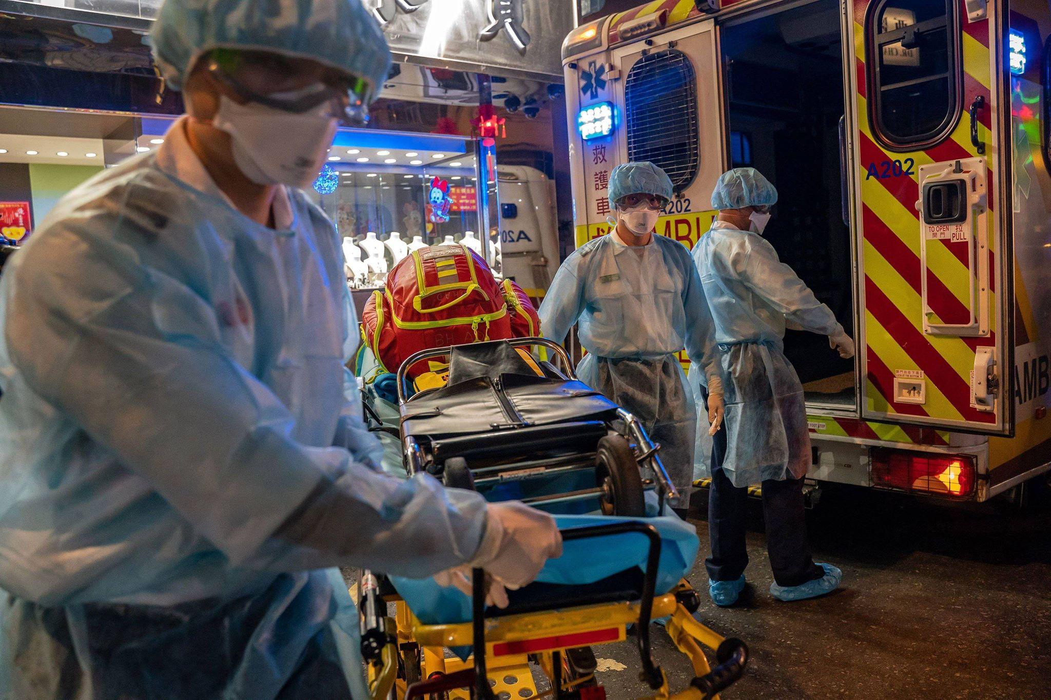 Báo Trung Quốc dẫn tin từ Nhật Bản nghi ngờ Mỹ là nơi bắt nguồn của virus Covid-19