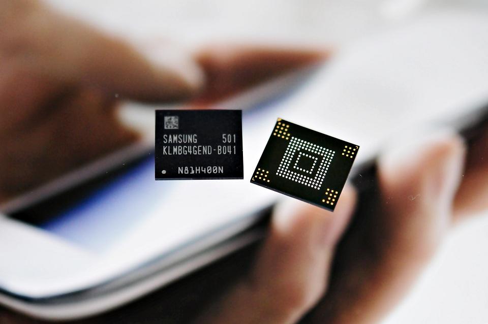 Nhờ Samsung, dung lượng RAM trên smartphone sẽ nhiều gấp đôi máy tính