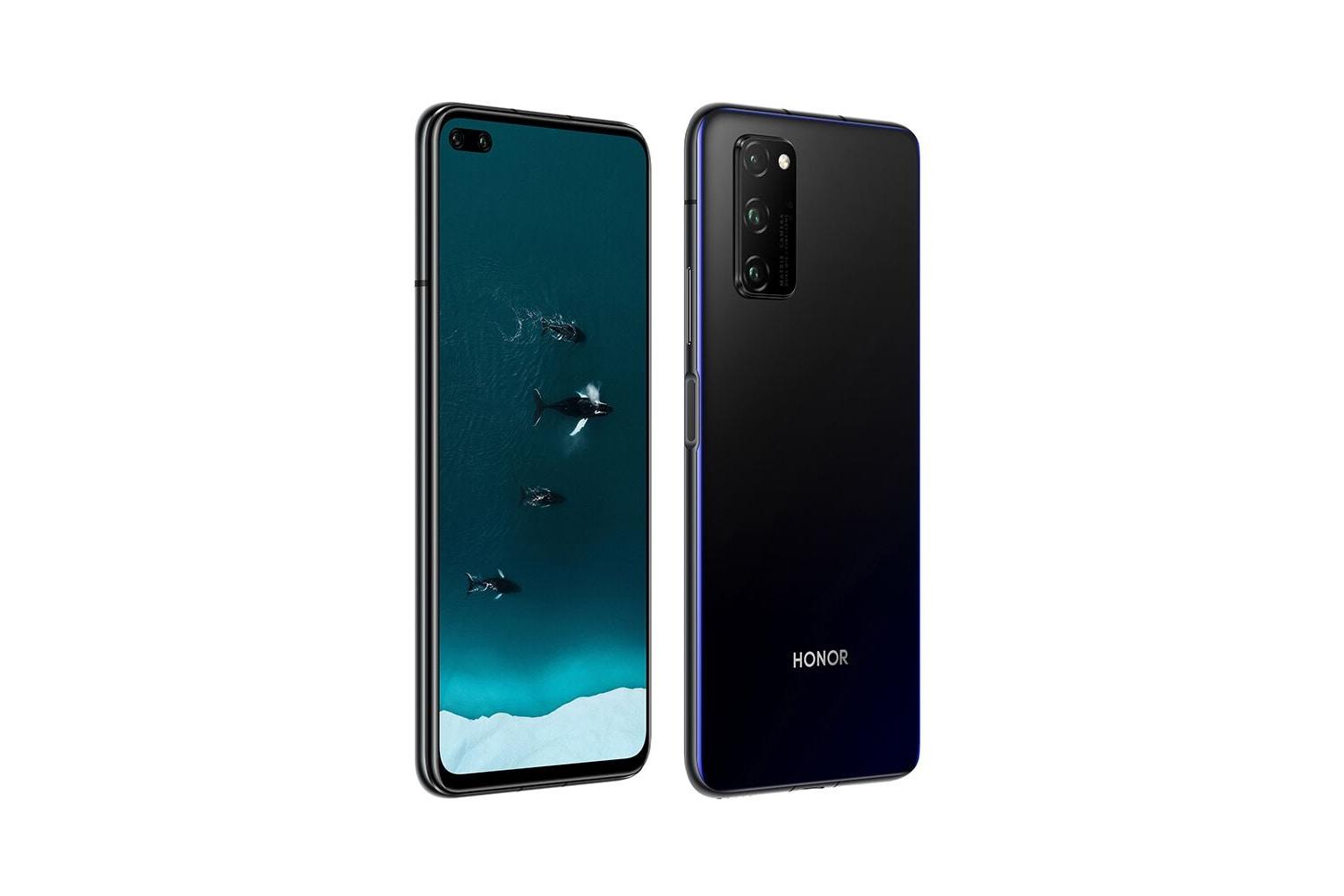 Huawei Honor 5G đầu tiên vẫn không có ứng dụng và dịch vụ Google