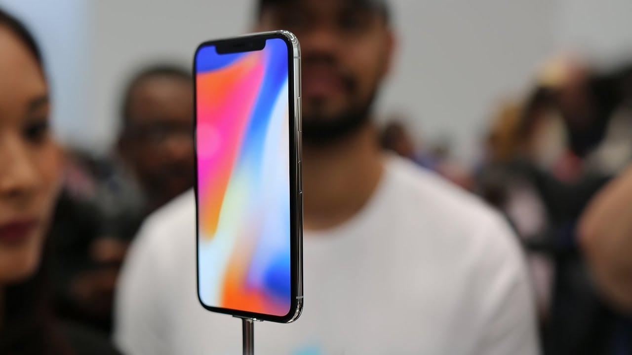 Apple sẽ mua màn hình OLED của Trung Quốc cho iPhone năm sau