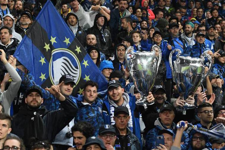 CVĐ nhiễm virus Covid-19 sau khi đến Ý xem vòng knock out của UEFA Champions League
