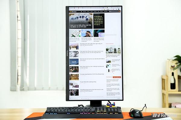 Đánh giá màn hình ViewSonic Elite XG2705: Lấp đầy những khoảng trống