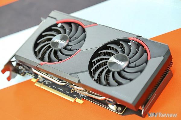 """Đánh giá MSI Radeon RX 5500 XT Gaming X 8GB: """"Bon chen"""" phân khúc phổ thông"""