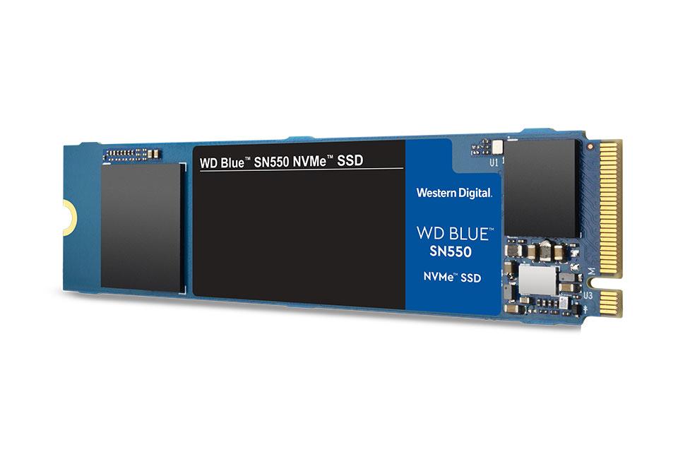 Western Digital ra mắt ổ cứng WD Blue SN550 NVMe SSD nhanh gấp 4 lần ổ SATA SSD tại Việt Nam