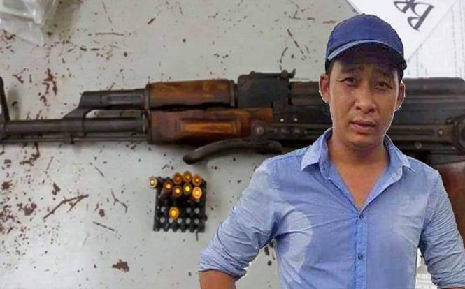 Vụ Tuấn khỉ mới nhất: Thu giữ thêm súng, lựu đạn