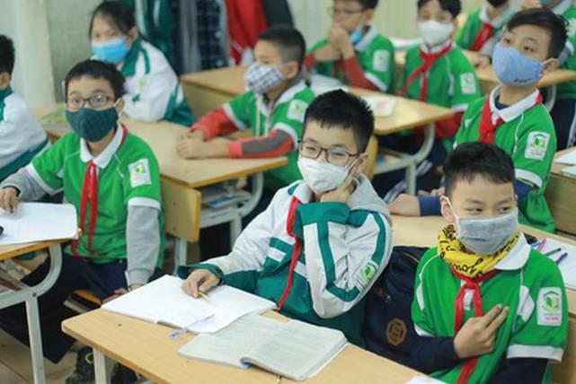 Chính thức: Tỉnh đầu tiên cho học sinh đi học trở lại từ ngày 2/3