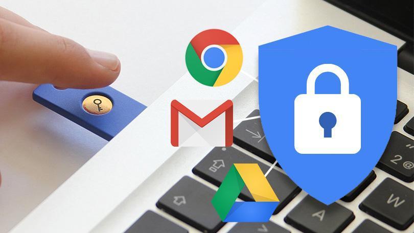 Bảo vệ tài khoản Google bằng Advanced Protection Program