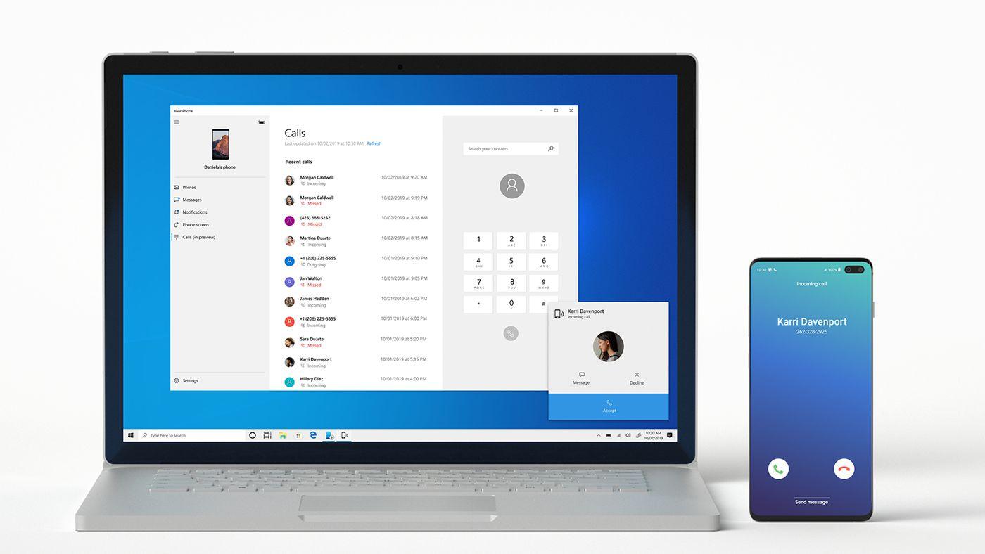 Cách để chiếc điện thoại Android hoạt động liền mạch với máy tính Windows tương tự như iPhone và Mac