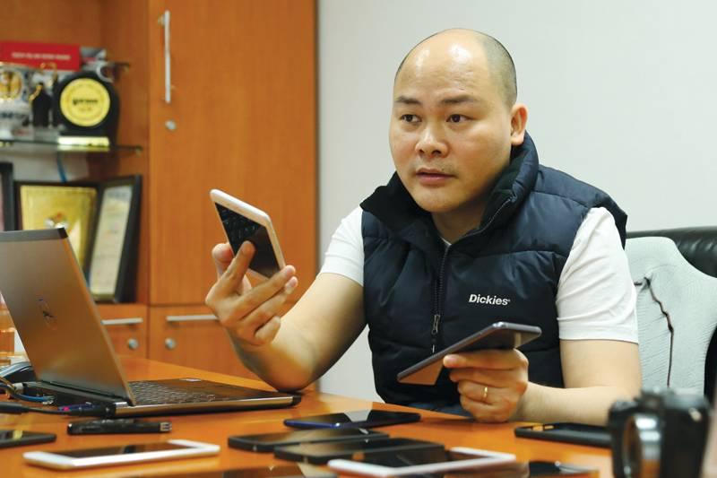 Từ bài viết của CEO Nguyễn Tử Quảng, dự đoán những tính năng sẽ xuất hiện trên Bphone 4