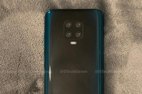 Redmi Note 9 Pro lần đầu lộ ảnh: màn hình đục lỗ, cụm 4 camera sau vuông te