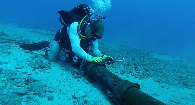 Cáp quang biển sẽ hồi phục 100% sau 2 ngày nữa