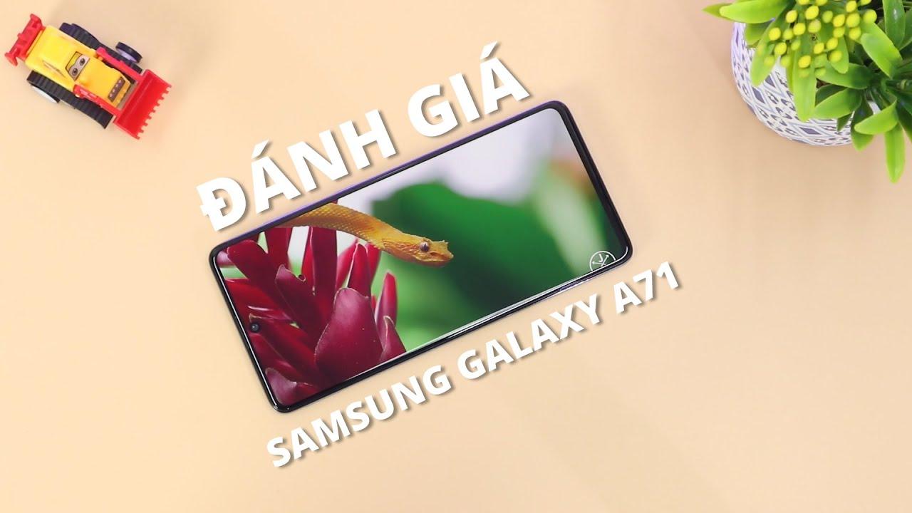 Đánh giá Samsung Galaxy A71: mọi thứ ổn rồi, chỉ chờ giá thơm