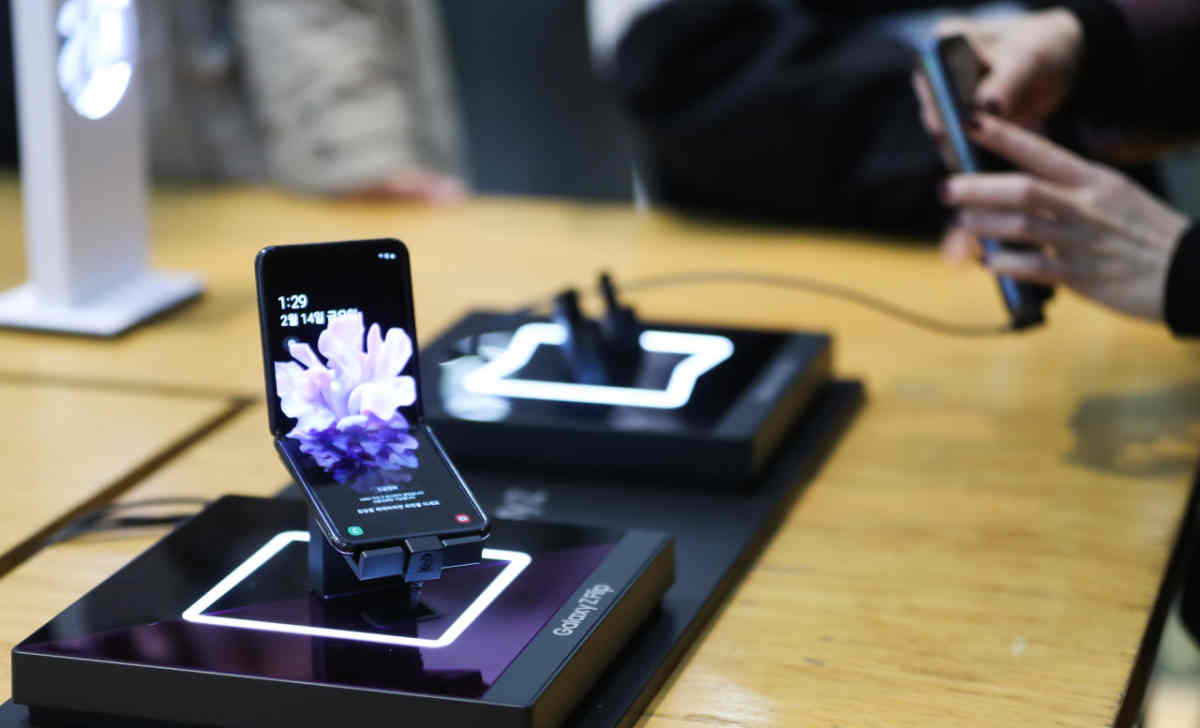 Samsung: sẽ bán được ít nhất 2 triệu Galaxy Z Flip
