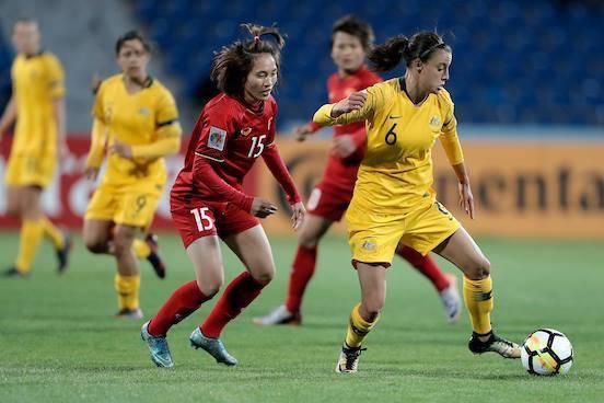 Đội nữ Việt Nam - Australia ngày 6/3 giành vé dự Olympic mấy giờ đá?