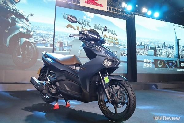 Sự sụt giảm đã được dự báo của thị trường xe máy