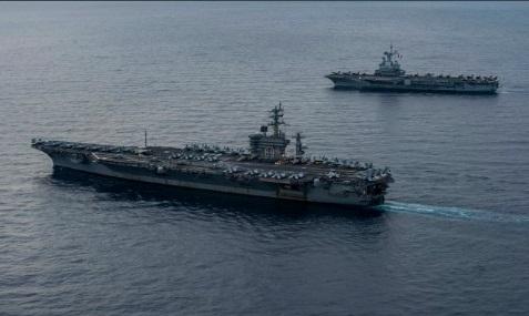 Hạm đội 6 Hải quân Mỹ thiết lập chế độ cách ly vì Covid-19