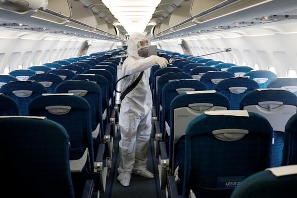 Ngành hàng không thế giới có thể thiệt hại 113 tỷ USD vì dịch Covid-19