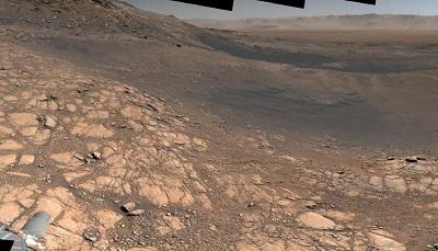 Bức ảnh panorama sao Hỏa tuyệt đẹp 1,8 tỷ pixel