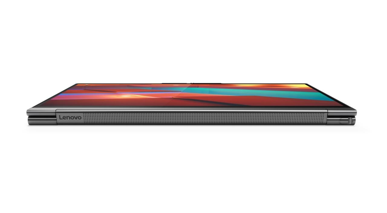Lenovo ra mắt laptop