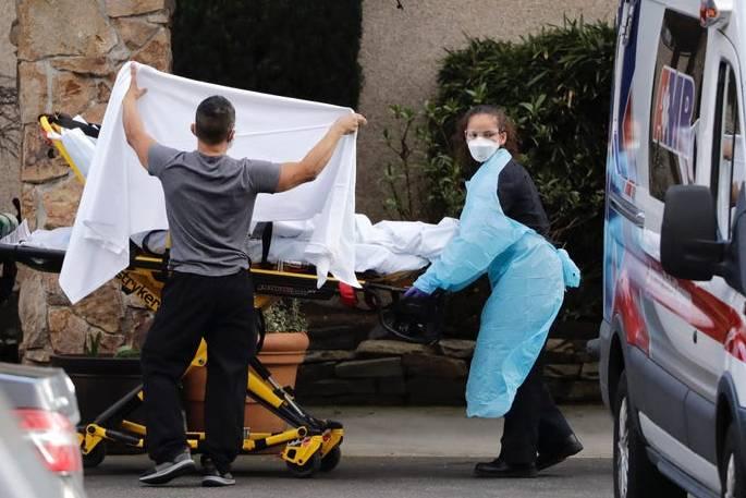 Mỹ là quốc gia có tỷ lệ người chết vì Covid-19 cao hàng đầu thế giới