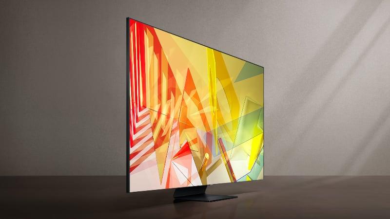 Samsung QLED là những mẫu TV 8K đầu tiên hỗ trợ chuẩn Wi-Fi 6