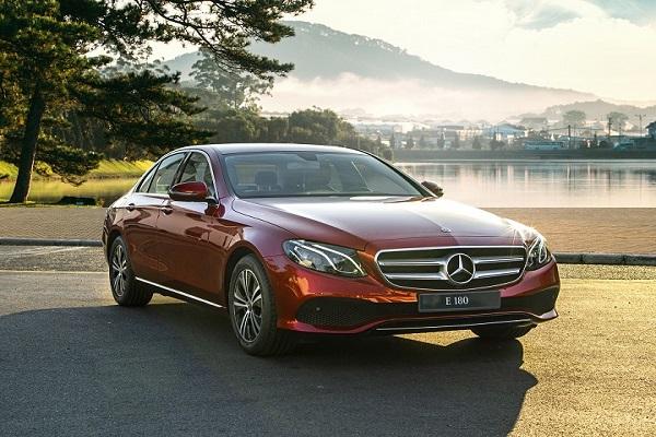 Mercedes-Benz E 180 ra mắt, thêm sự lựa chọn mức giá phù hợp