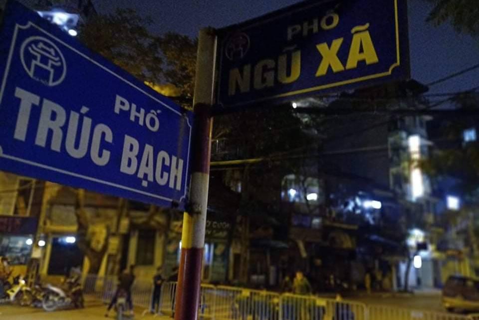 Thông tin chính thức về lịch trình, nơi ở... của bệnh nhân nhiễm Covid-19 đầu tiên ở Hà Nội