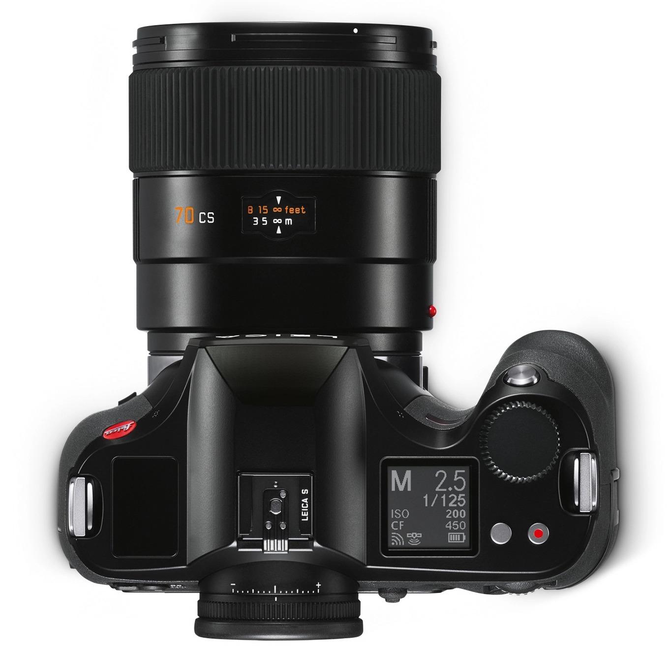Leica ra mắt S3: máy ảnh DSLR Medium Format 64MP, có hỗ trợ quay video 4K