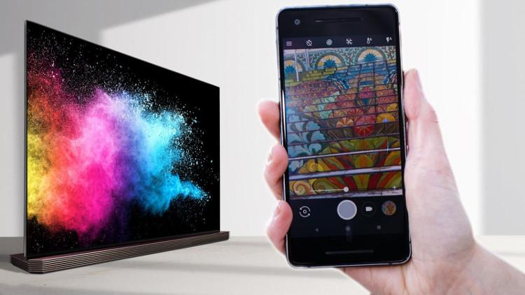 Canon muốn tự sản xuất vật liệu hữu cơ trong màn hình OLED