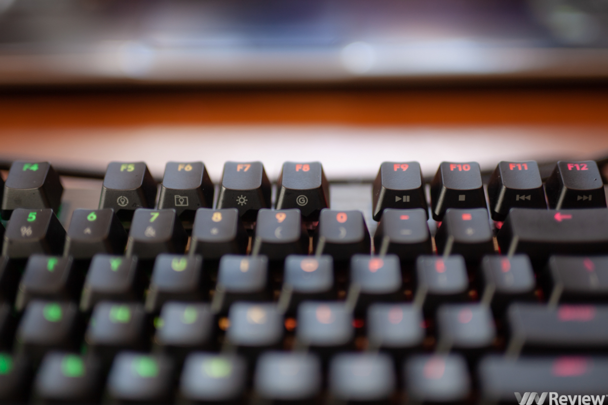Đánh giá bàn phím Logitech G512 Carbon GX Brown: Sự cải tiến mạnh mẽ từ Logitech