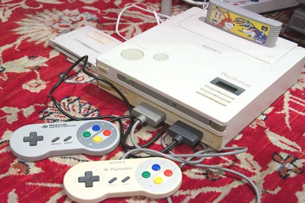 Nintendo PlayStation phiên bản cực độc tìm được chủ mới với số tiền đấu giá lên tới 360 ngàn đô