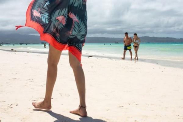 Gần một nửa bãi biển trên thế giới sẽ biến mất vào năm 2100