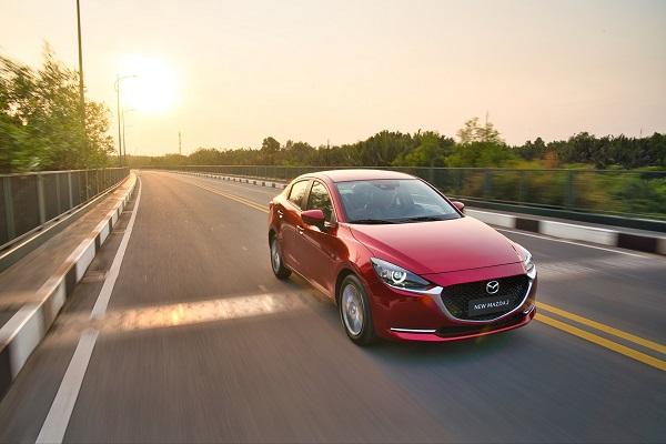 Mazda2 2020 phiên bản mới ra mắt, giá từ 509 triệu đồng