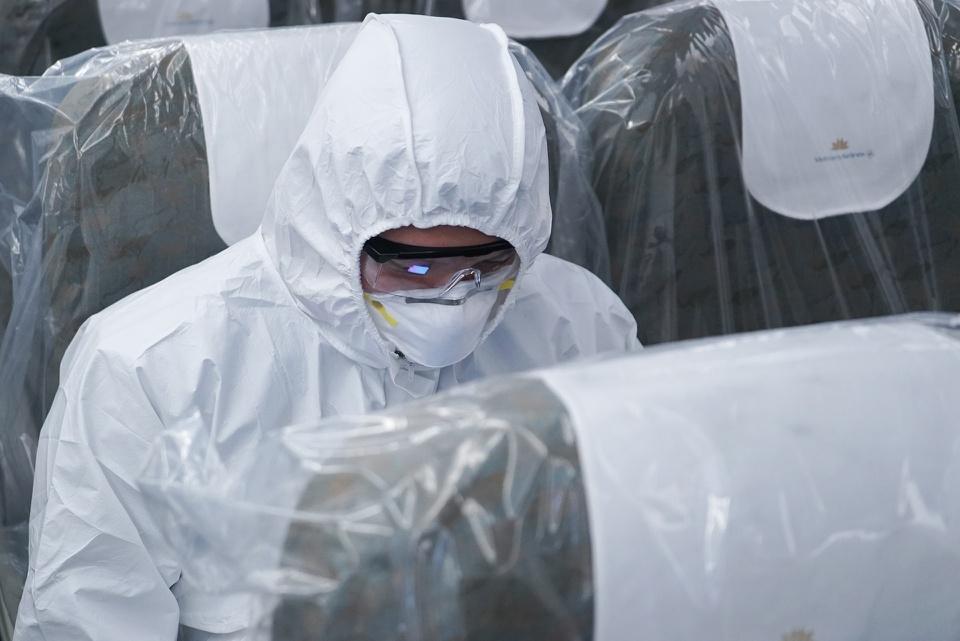 Bệnh nhân thứ 31 nhiễm virus corona ở Việt Nam